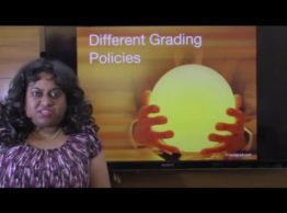 Different Grading Policies