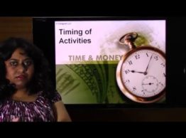Timing of Activities